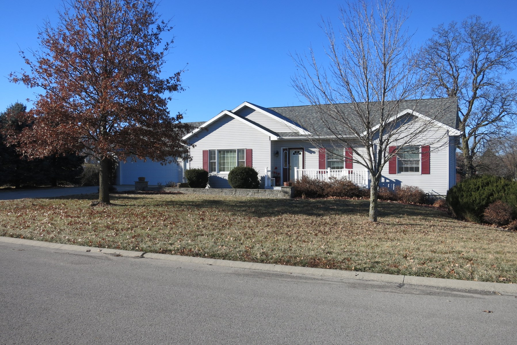 Ranch Style Home in Bethany Missouri