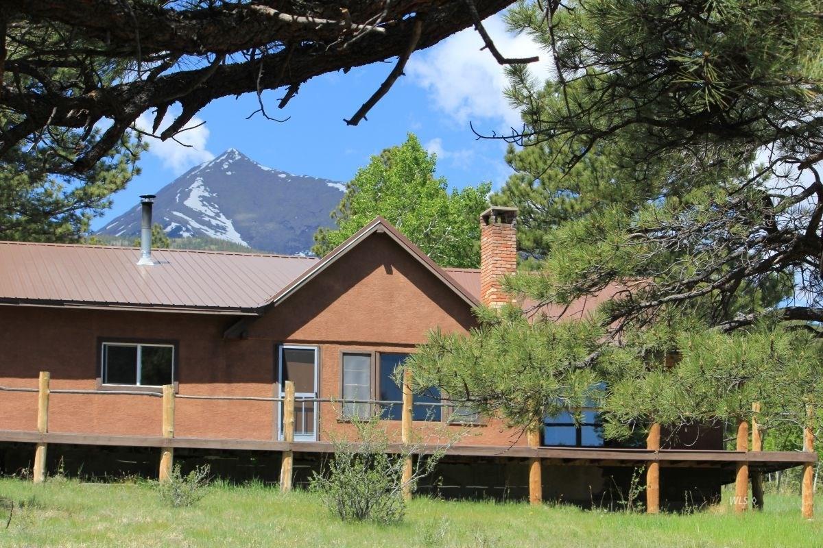 Mountain Home Colorado