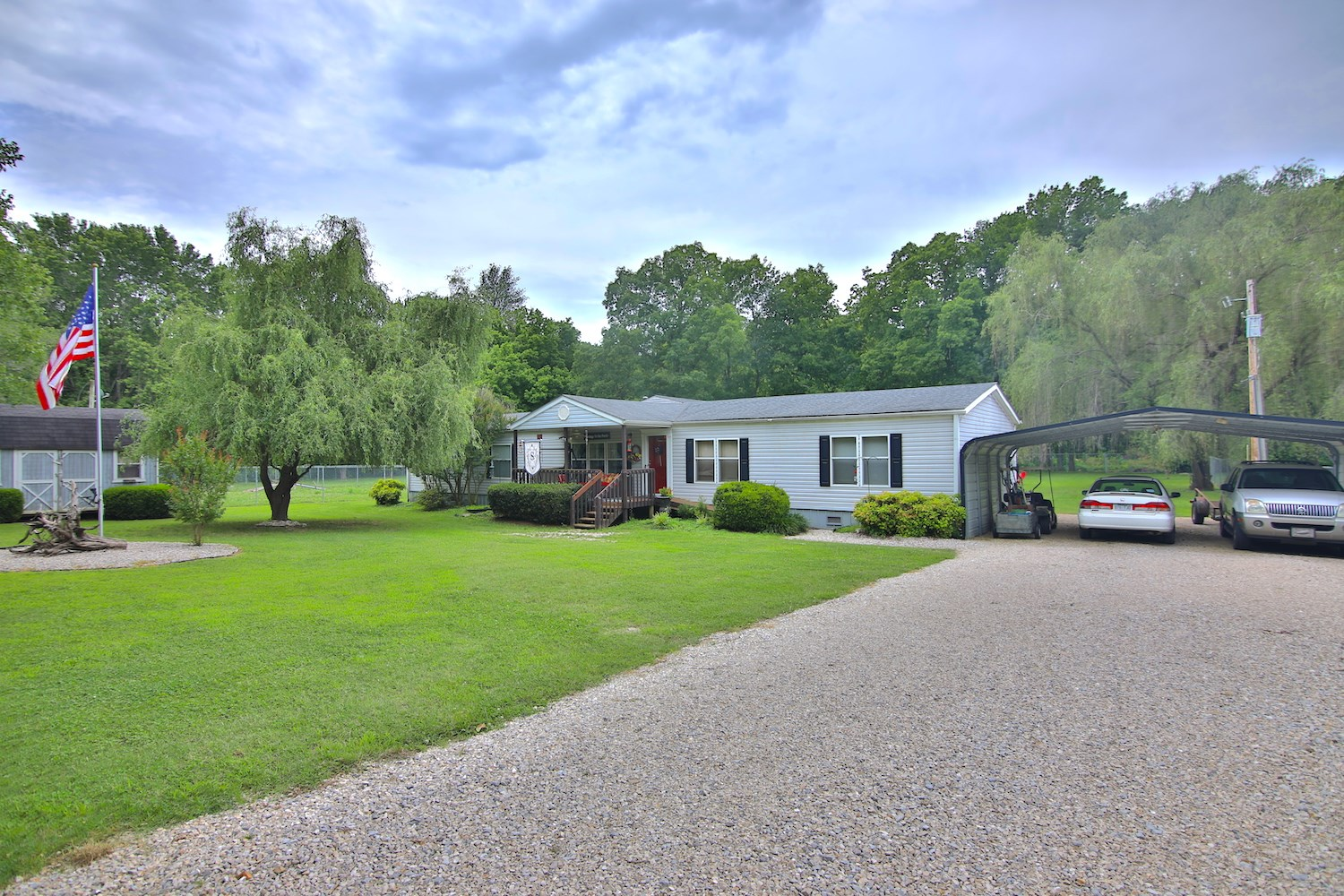 Spring River Home for Sale in the Ozarks