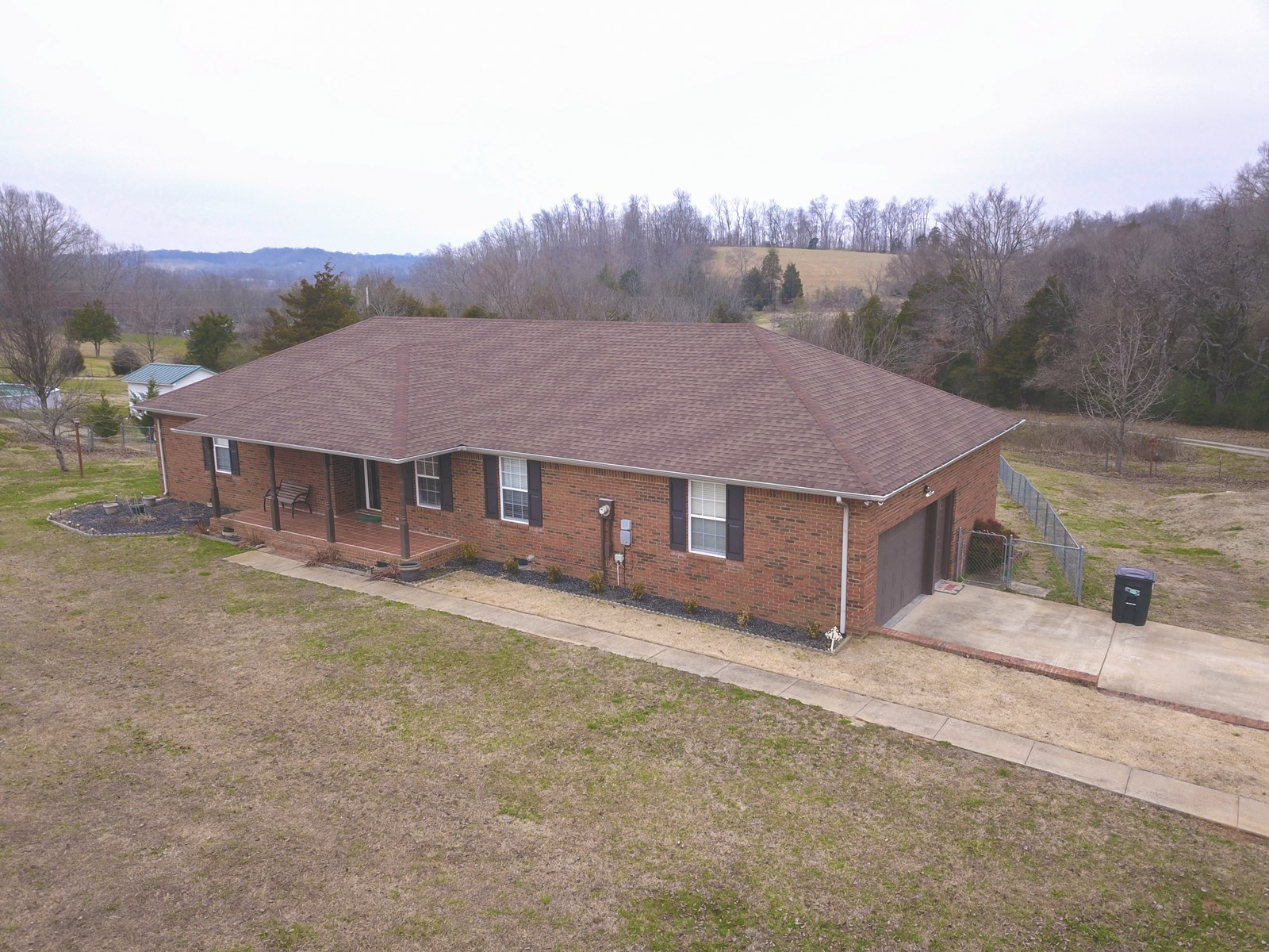 Ardmore, Tennessee Giles County Country Home For Sale