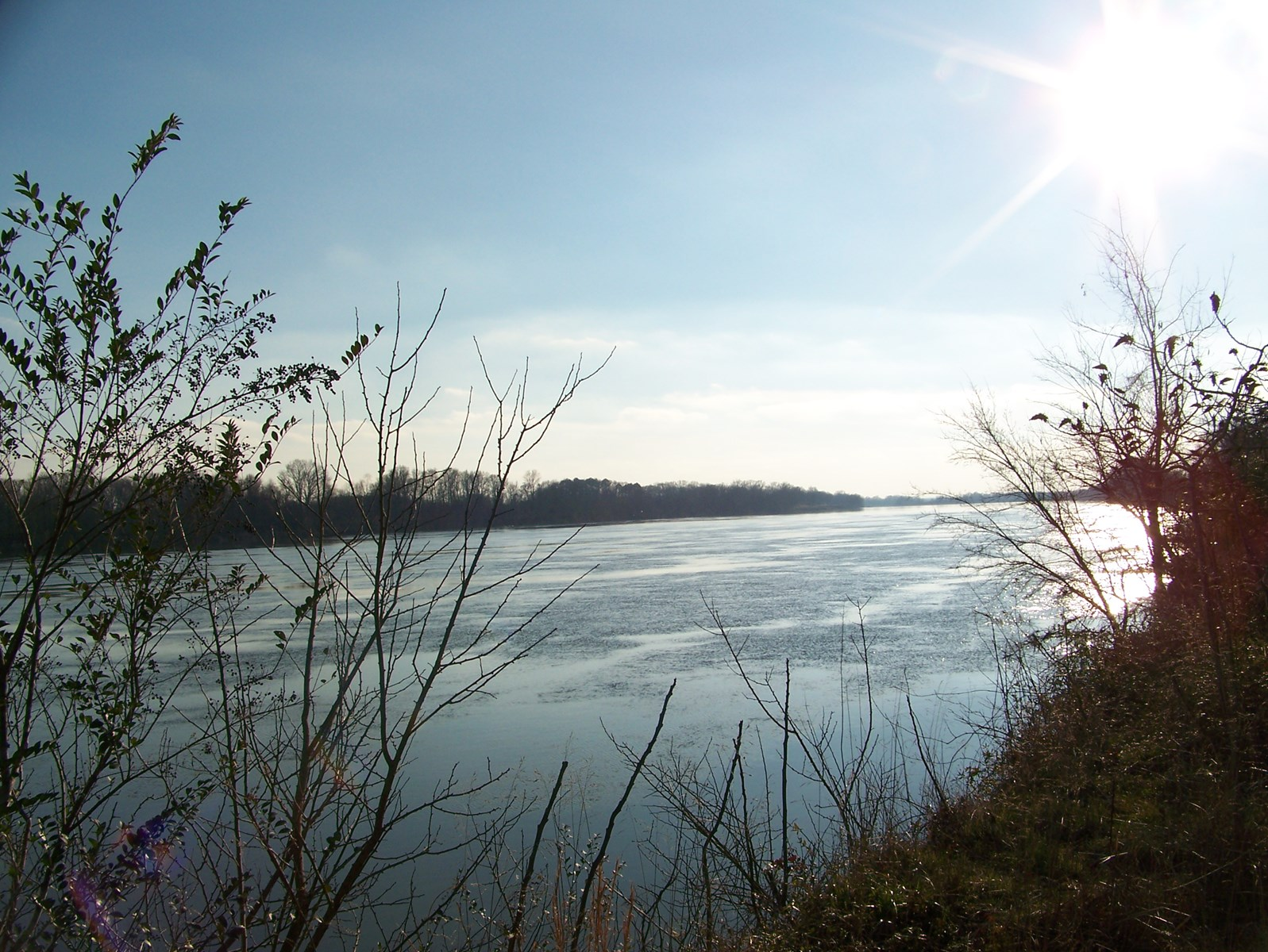 LAND FOR SALE ON THE TN RIVER - RIVER FRONT LAND, RV CAMPING
