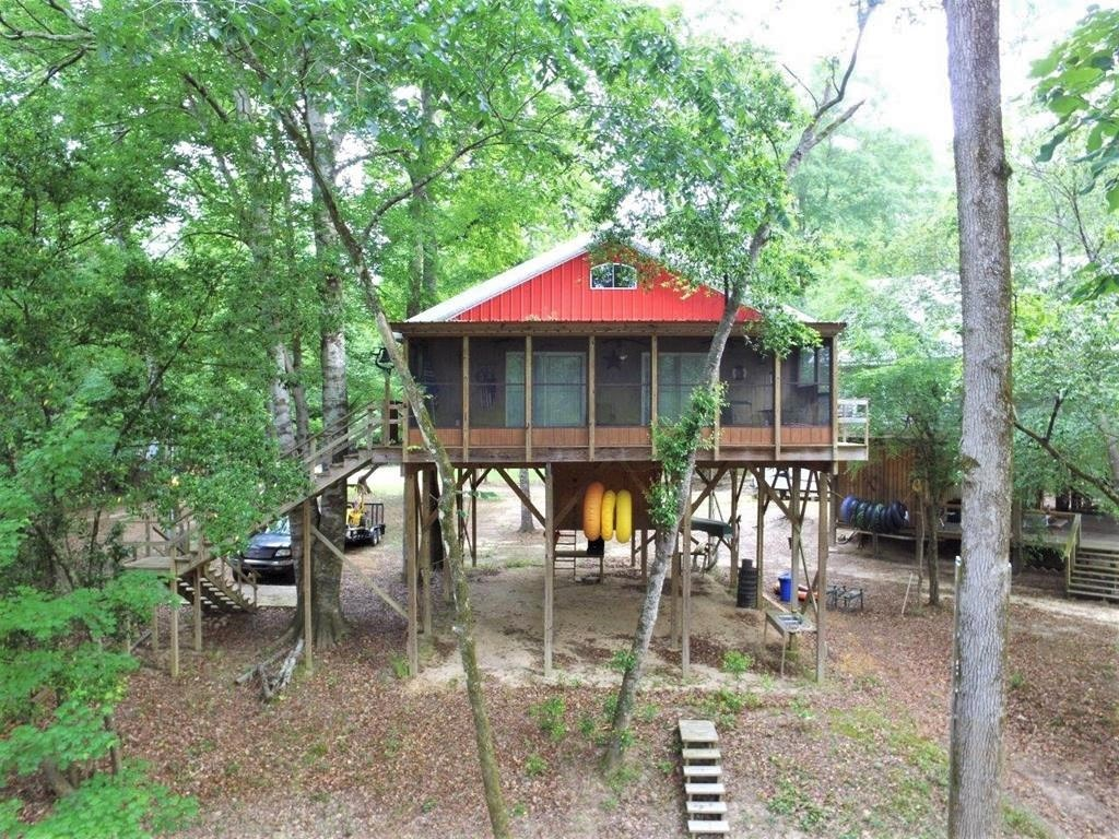 Waterfront Cabin for Sale Bouge Chitto River SW MS