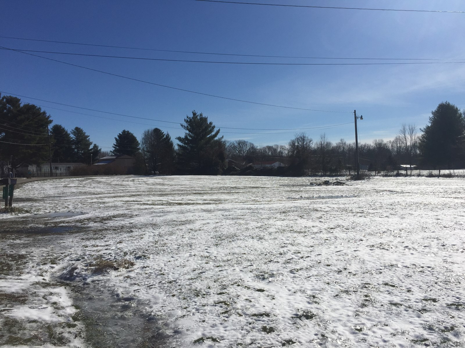 LOT WITH UTILITIES IN PLACE - LIBERTY KENTUCKY