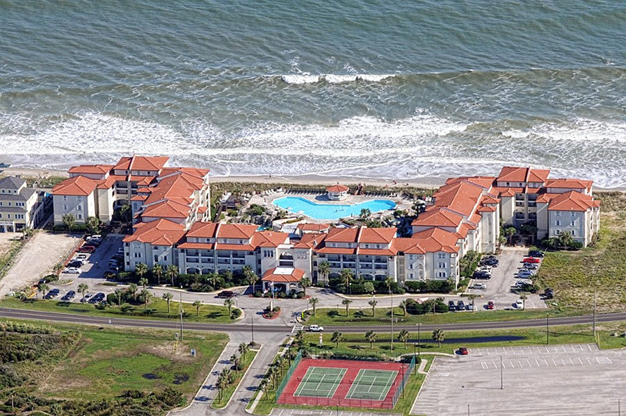 Villa Capriani Condo for Sale in North Topsail Beach