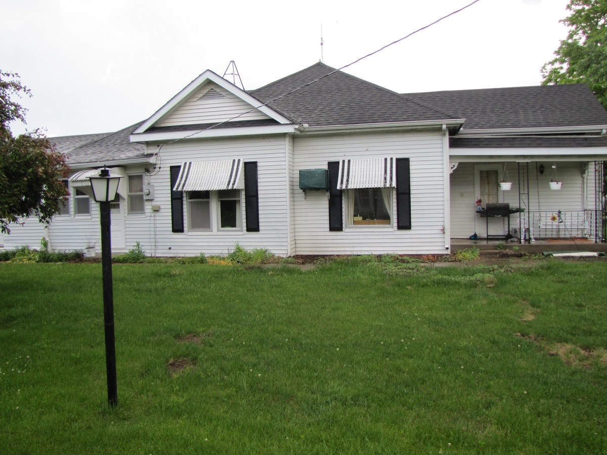 COUNTRY HOME FOR SALE, SMALL ACREAGE NORTHEAST MISSOURI
