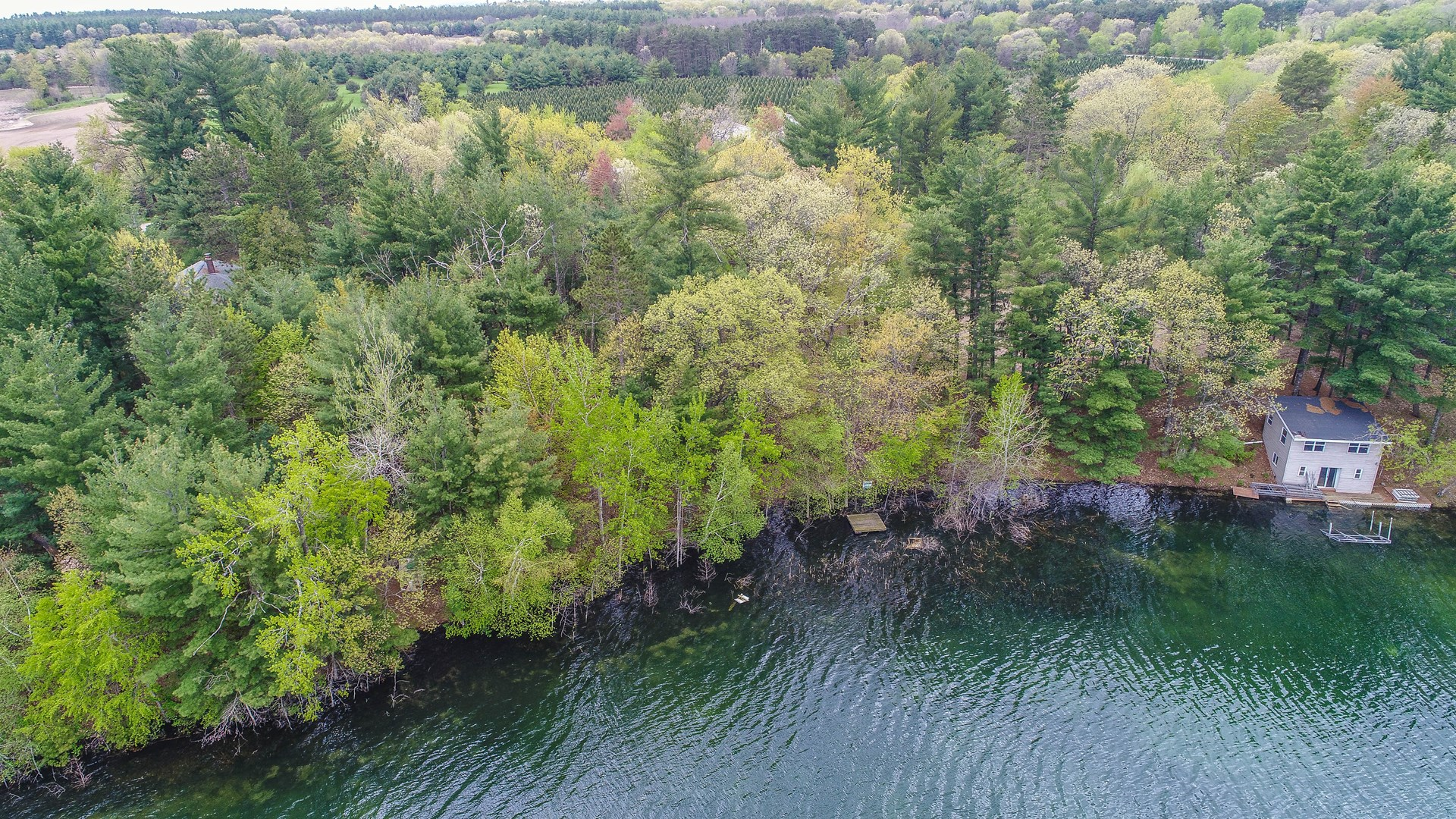 Vacant Land For Sale - Pine Lake Waushara County,WI