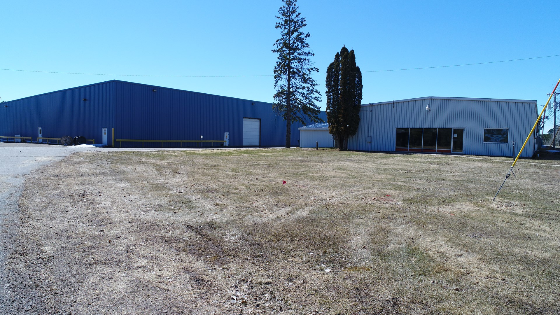Industrial Building & Warehouse For Sale in Northern MN