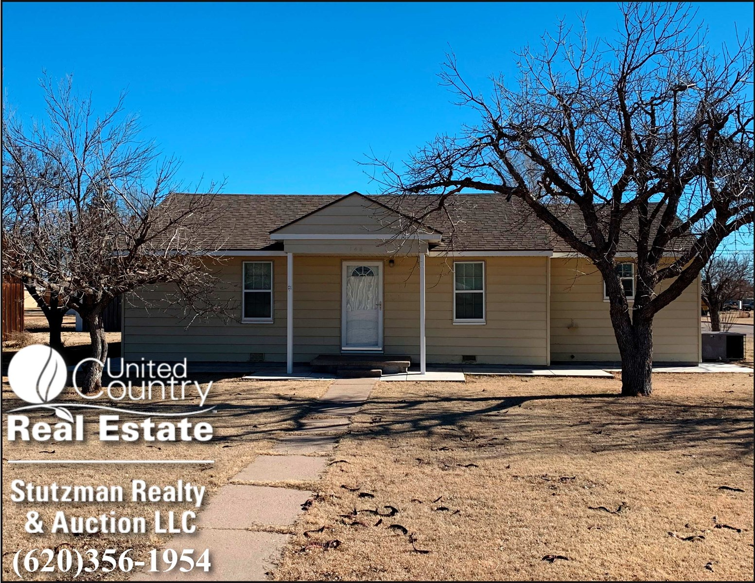 UPDATED AND AFFORDABLE HOME FOR SALE IN HUGOTON, KANSAS