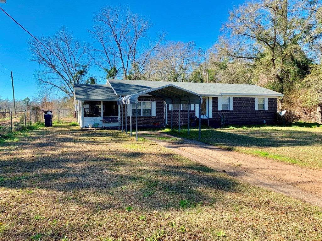 3B/1B 1375 SQ.FT. HOME FOR SALE IN SLOCOMB, ALABAM