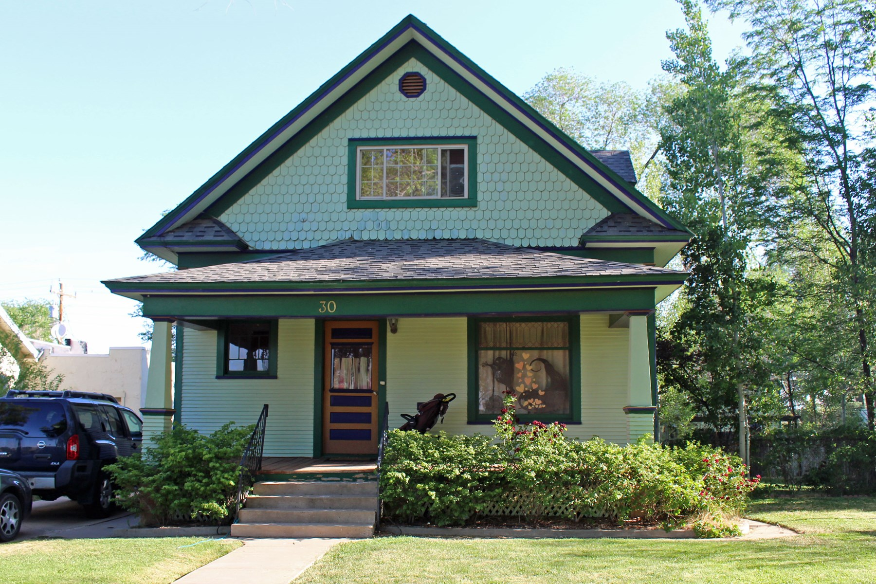 In Town Cortez Home For Sale with Separate Guest House