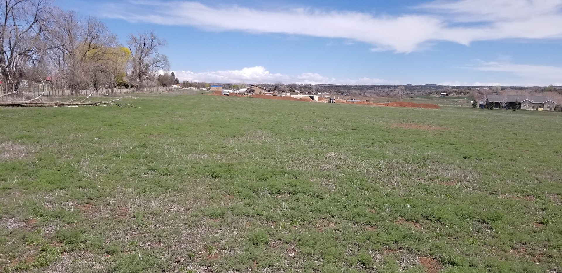 Colorado Land For Sale Cortez CO Building Site with Water