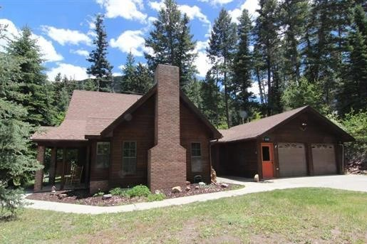 Mountain Home For Sale Ouray Colorado