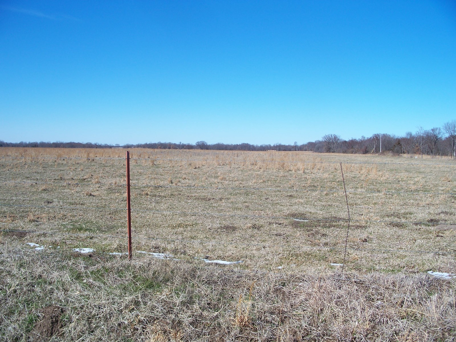 80 ACRES OF PRIME LAND WITH STATE HIGHWAY FRONTAGE IN NE OK