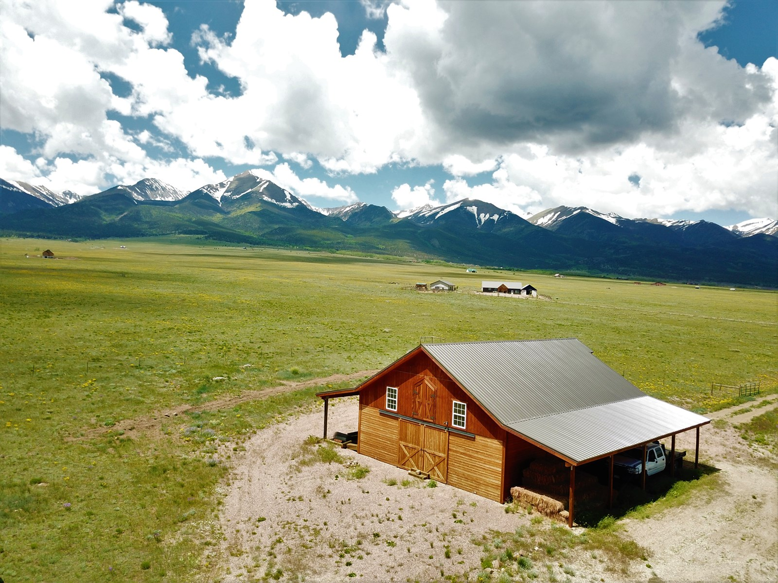 Beautiful Horse Property Custer County Co, Westcliffe