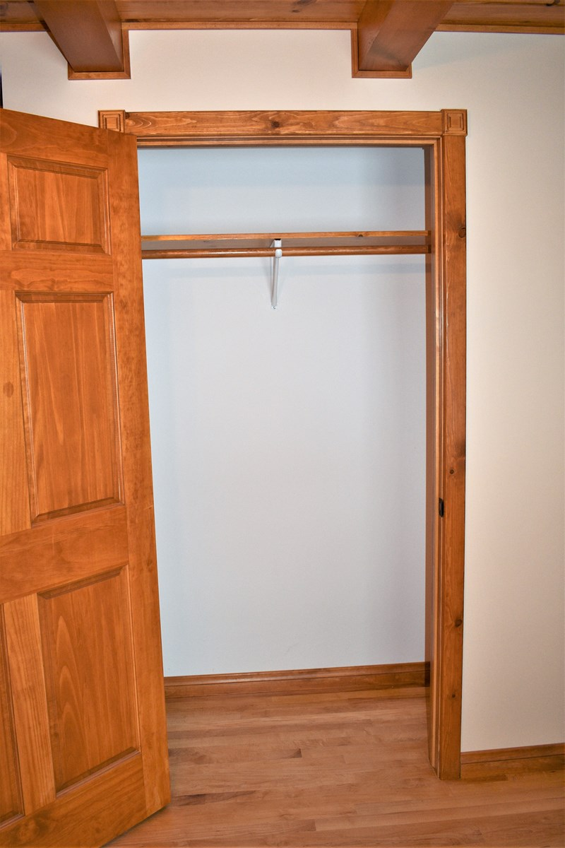 Large Closet-2nd Bedroom