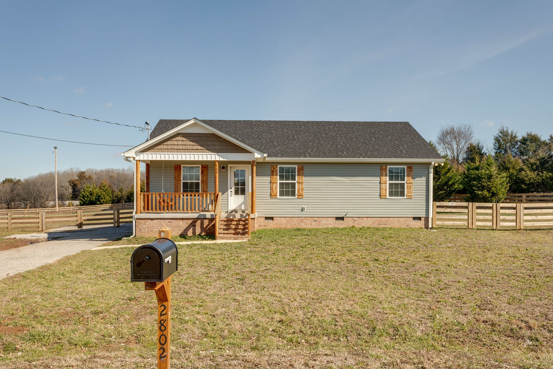 Lewisburg, Tennessee Marshall County Country Home For Sale