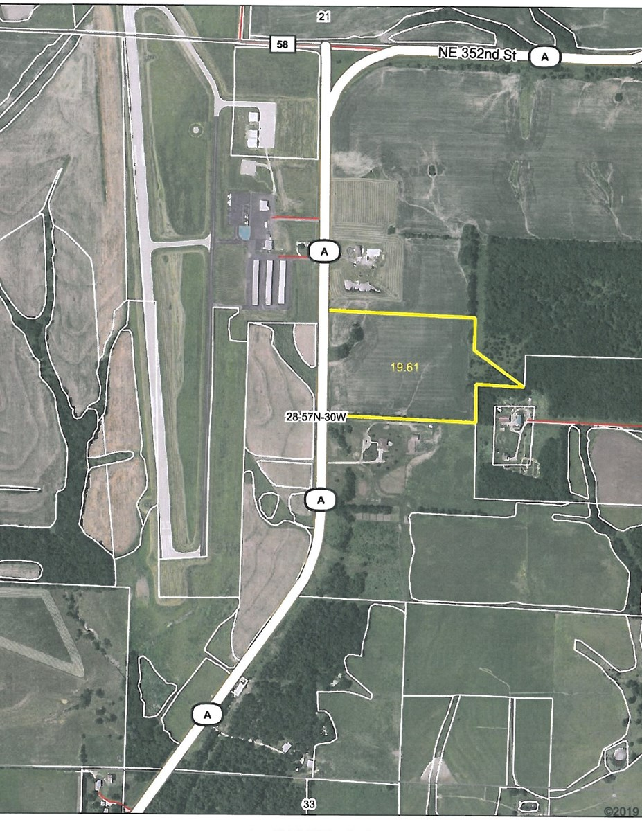CAMERON MO 20 ACRES FOR SALE