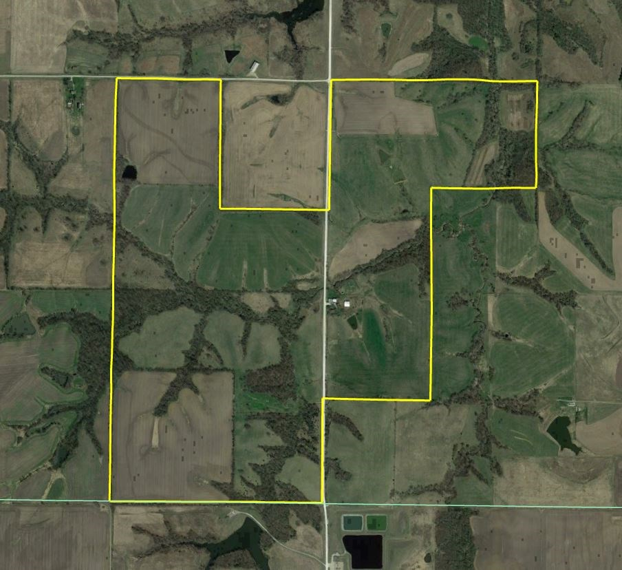 Monroe County Farm for Sale