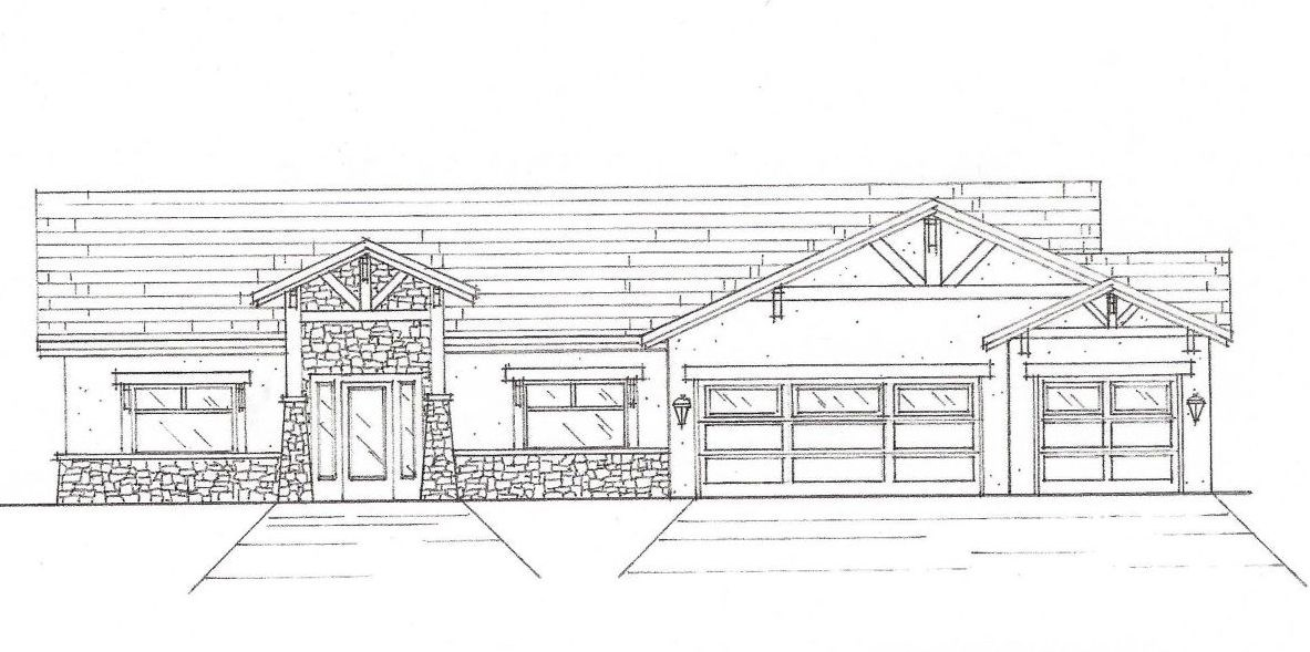 Cedaredge Home in Golf Course Community-Under Construction