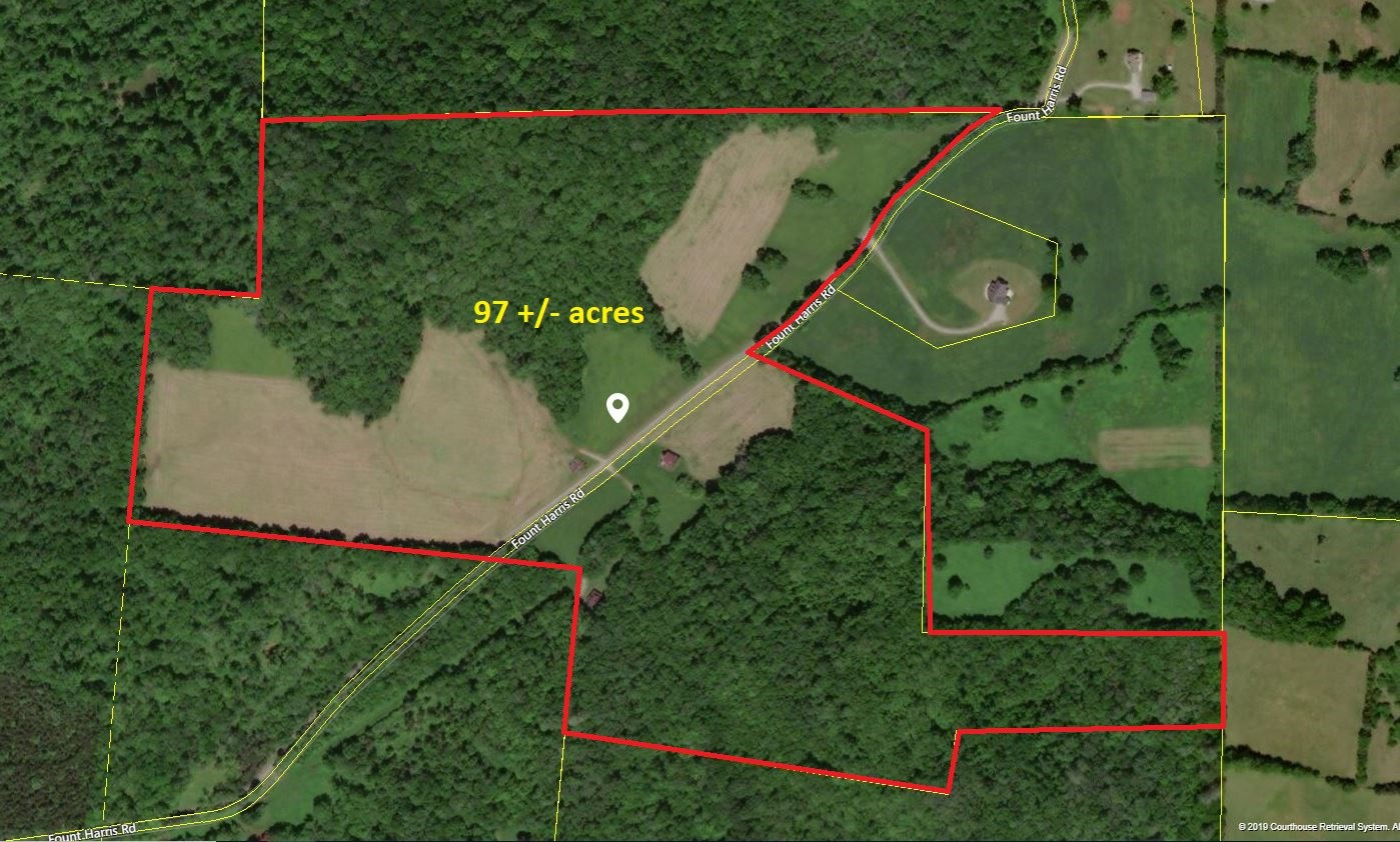 Lewisburg, Tennessee Marshall County - Acreage - Land  only