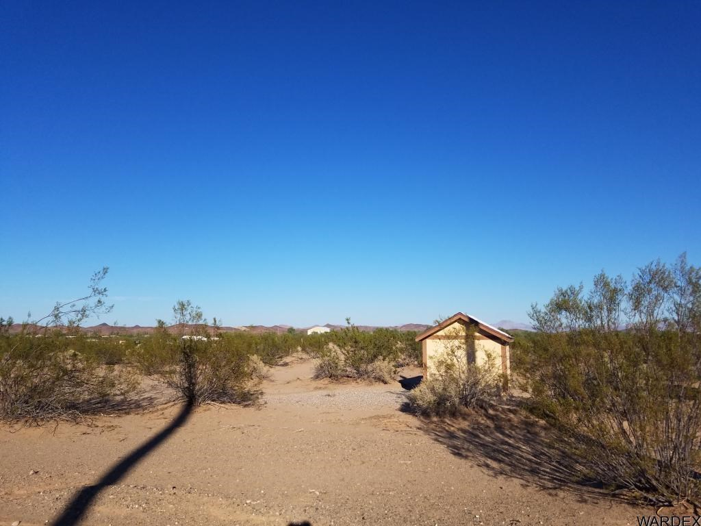 1 acre lot in Bouse Arizona