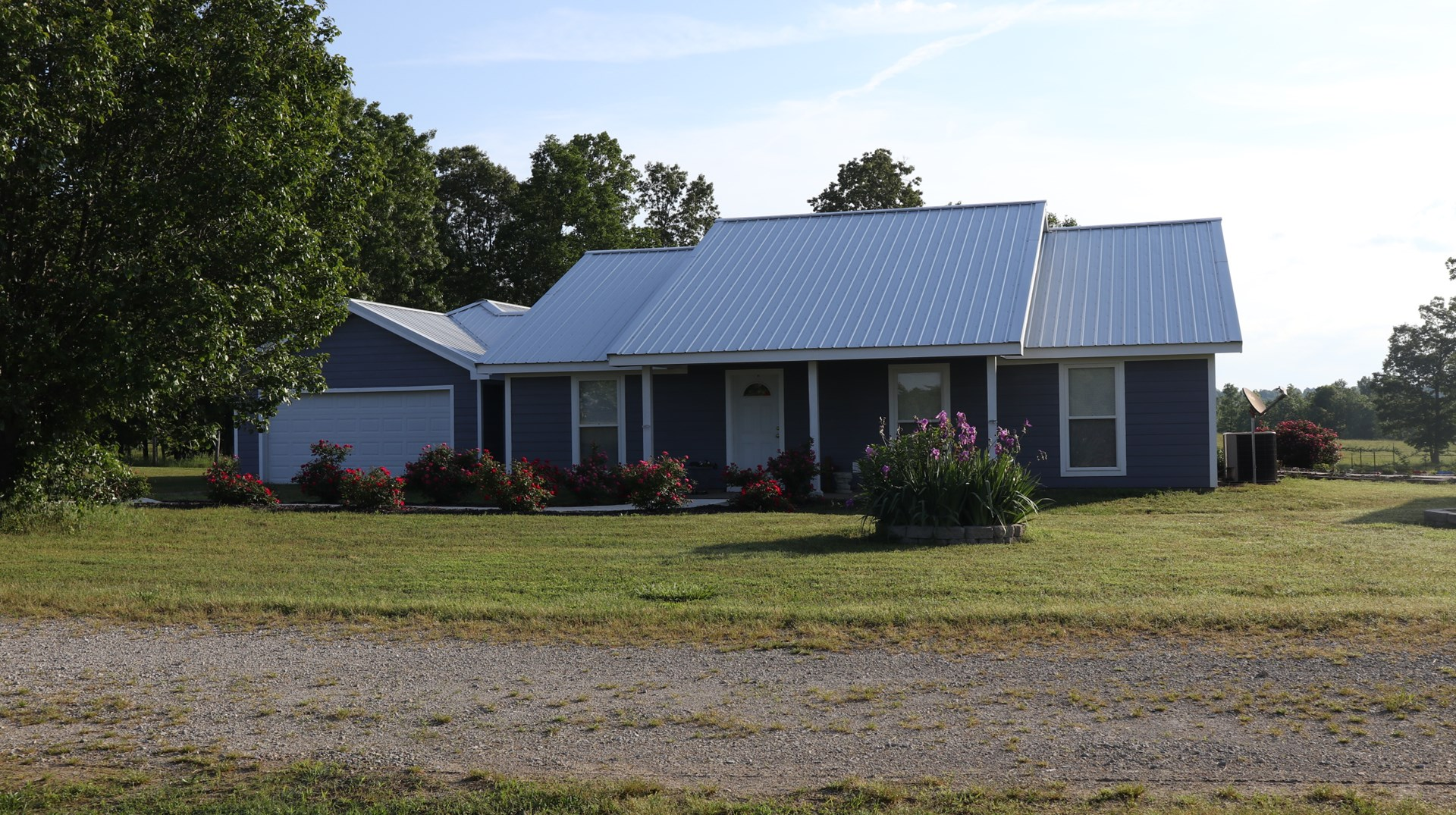 Ozarks Country Home & Farm for Sale Near Salem Arkansas