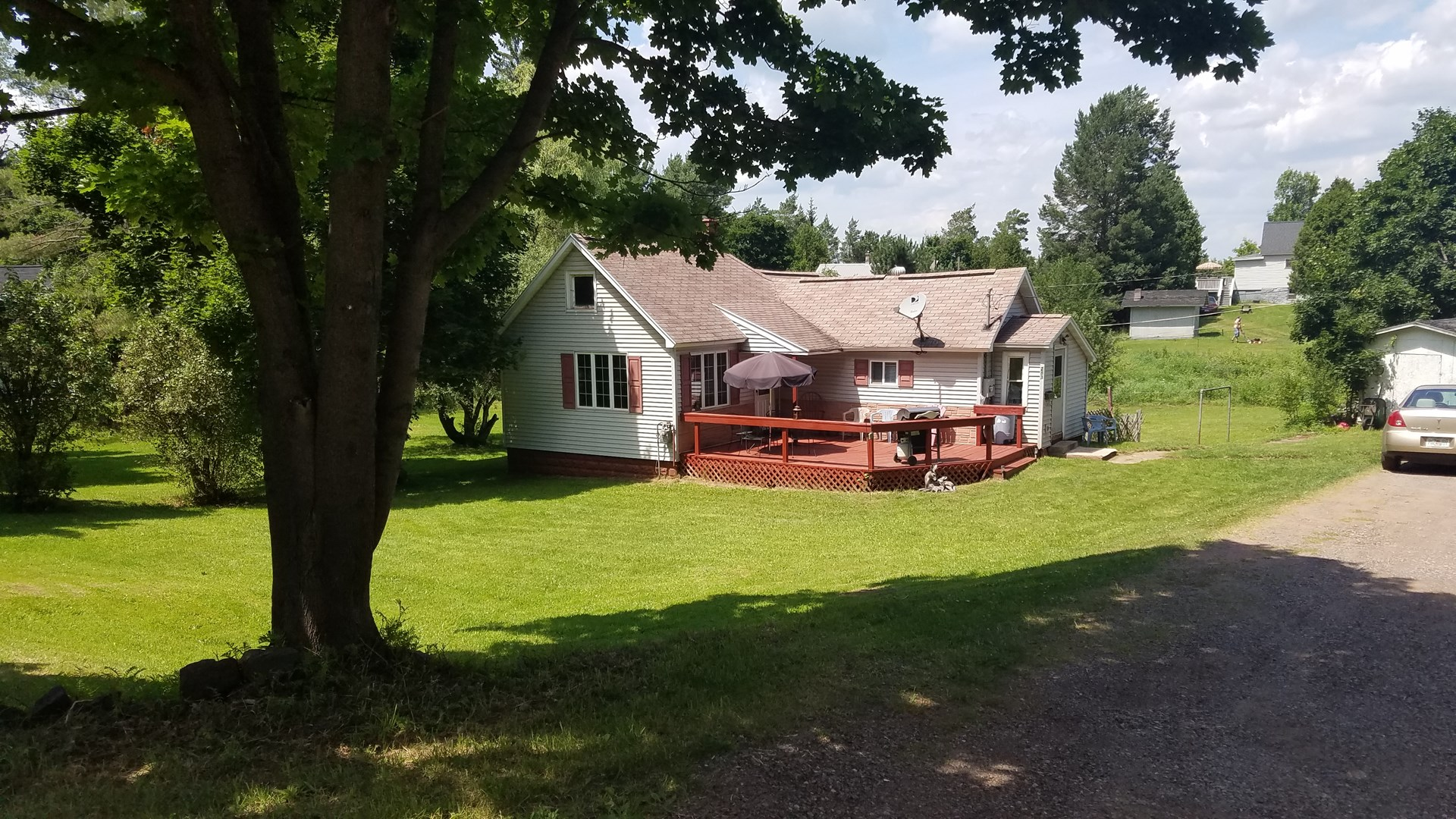 Country Home For Sale Just Outside Of Ishpeming Michigan