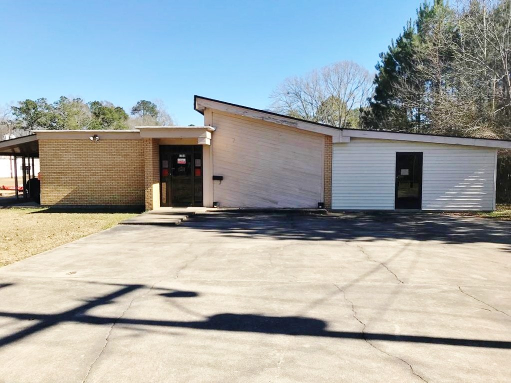 Commercial Building Property for Sale on Hwy 51 Magnolia, MS