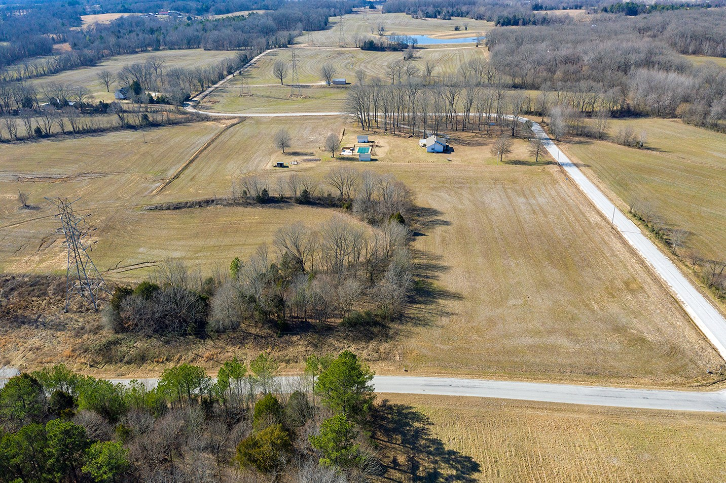 Land For Sale - Building Site - Hobby Farm - West TN Ag Land