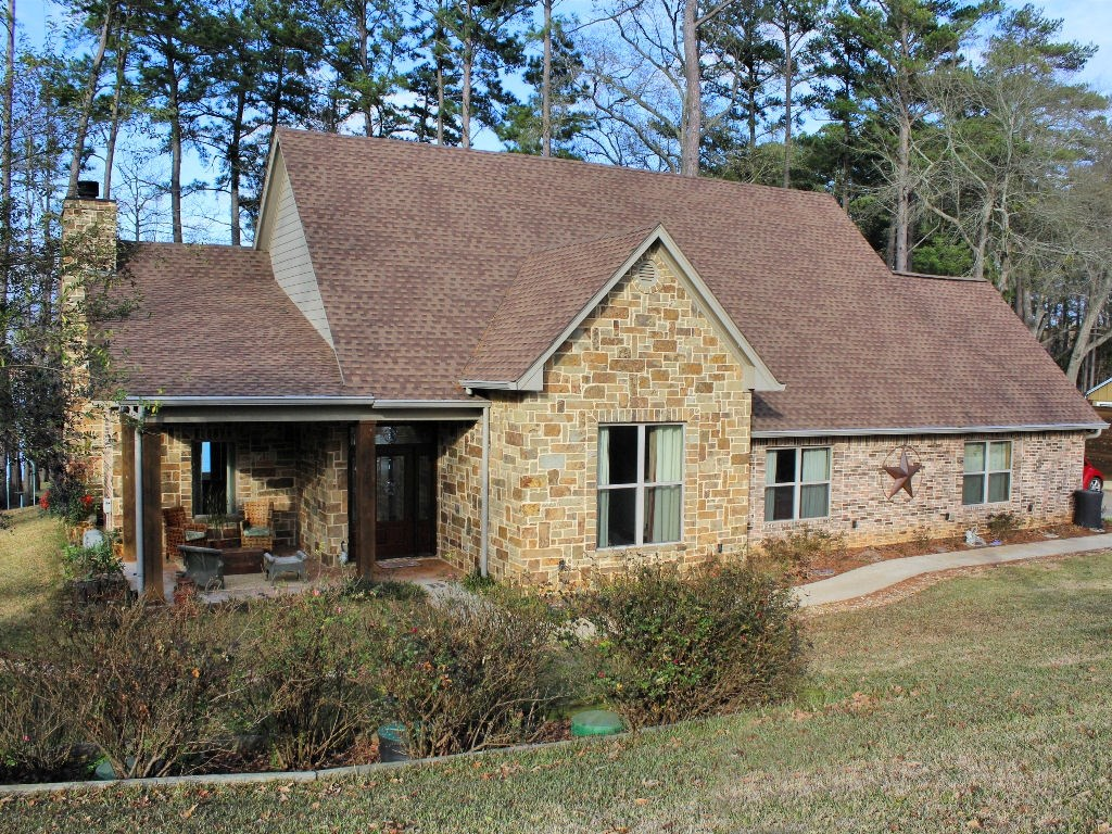 LAKEFRONT HOME LAKE PALESTINE | WATERFRONT REAL ESTATE