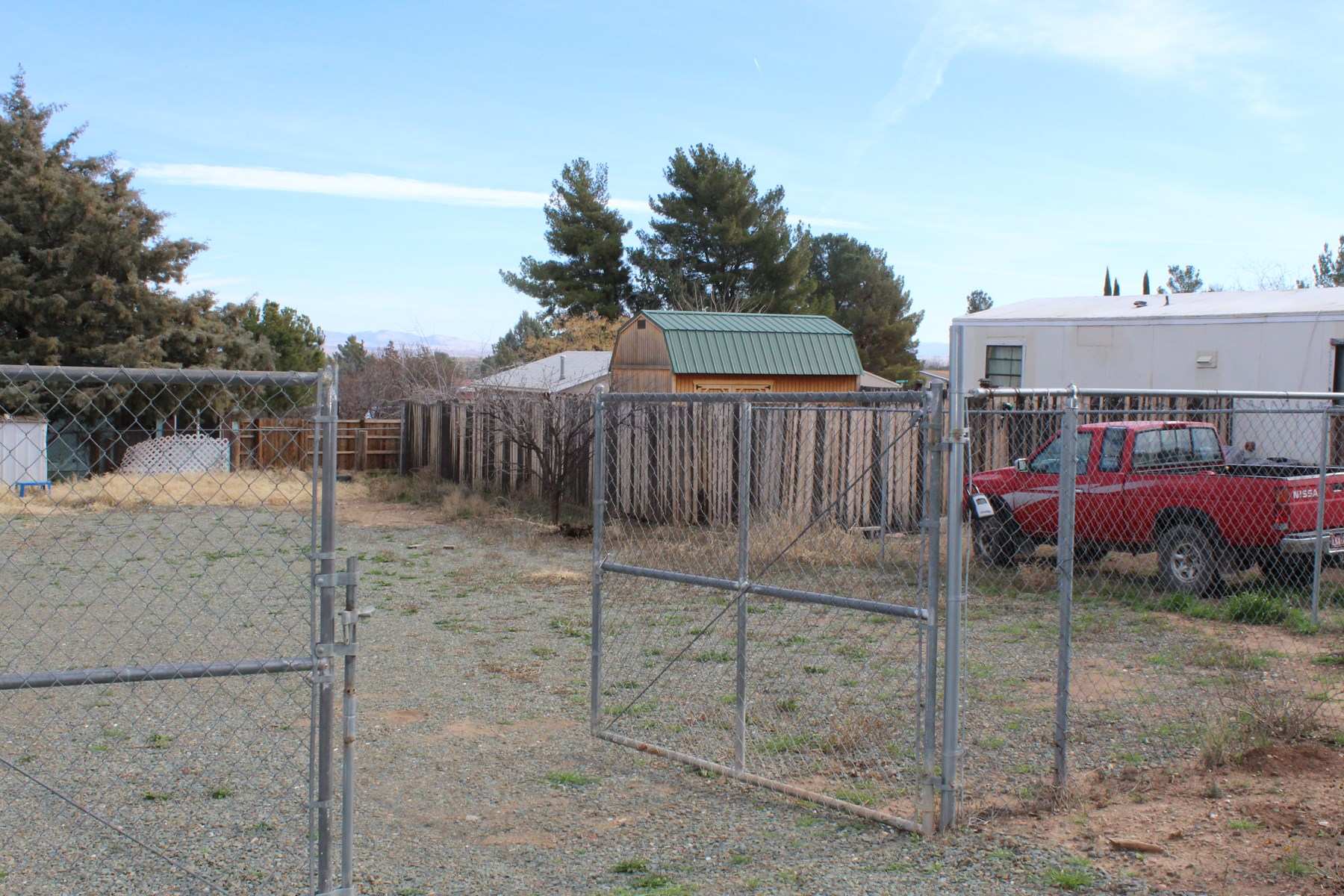 Manufactured home Lot in a small country town