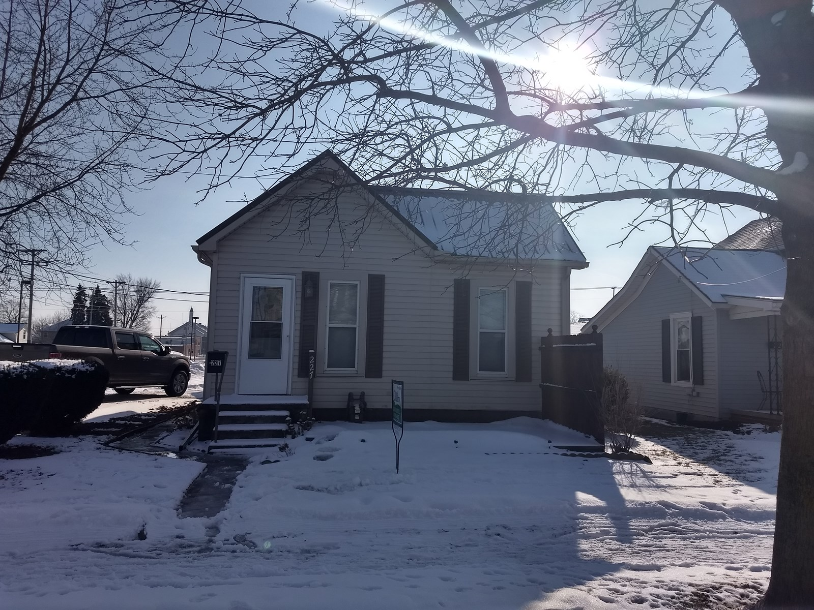 227 Dow Street, Carey - 1 Bedroom Home in Carey, OH
