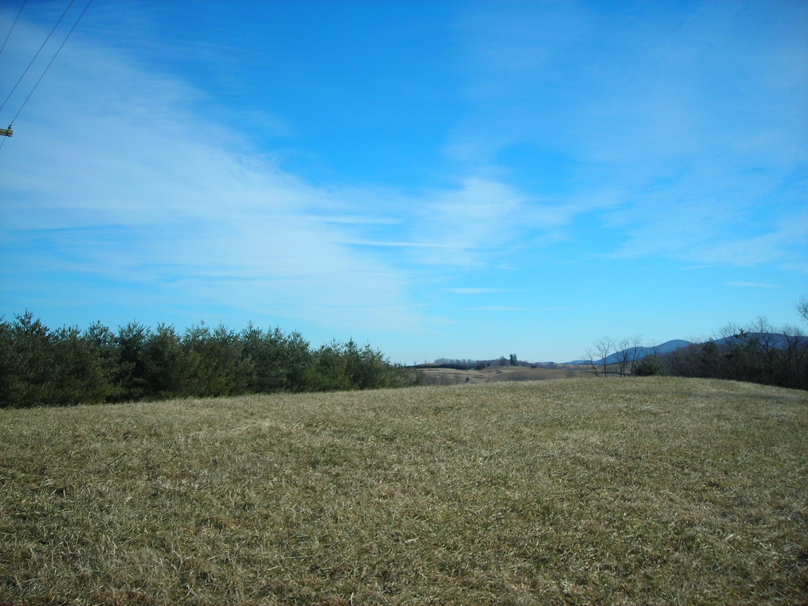 Building Lot with Majestic Views 2.90 Acres +/- Sparta NC