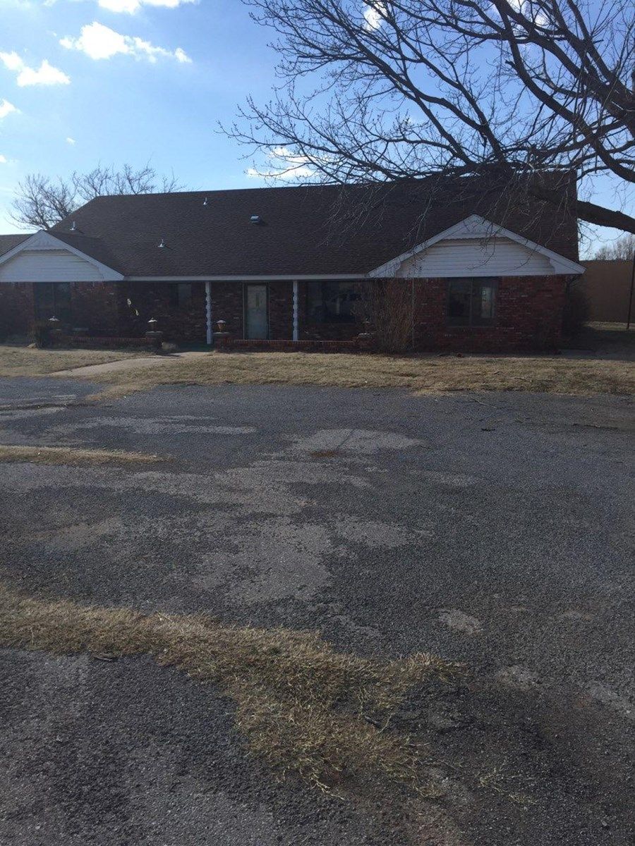 Carnegie Oklahoma Home and Land For Sale Caddo County
