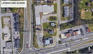 PRIME COMMERCIAL PROPERTY IN SALEM VA