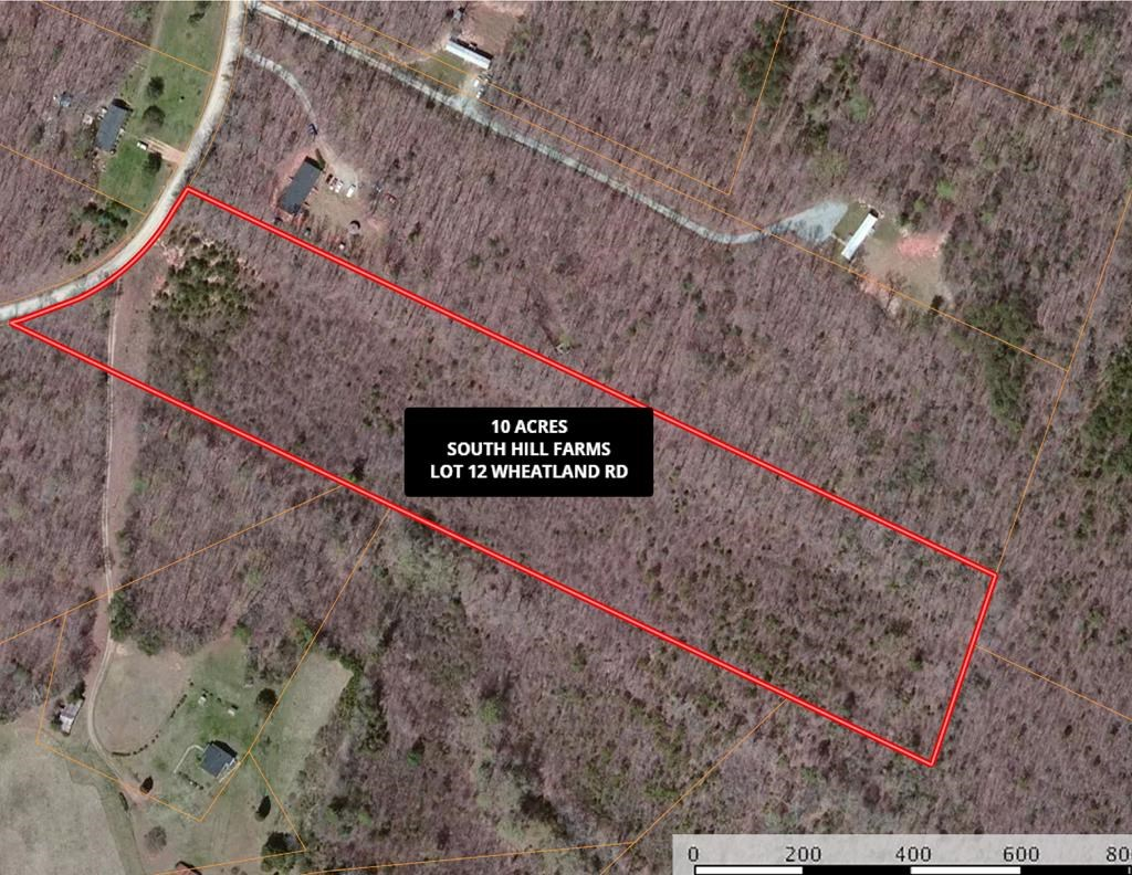 10 Acres Near Lake Gaston, VA