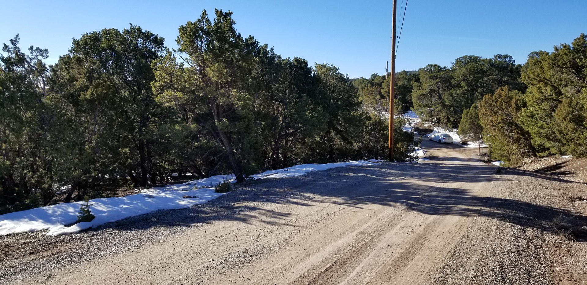 NM Close-in Mountain Lot For Sale with Water Membership