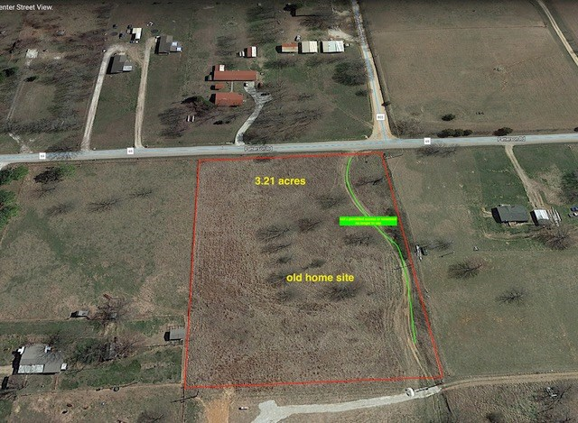 3.21 buildable acres in Pea Ridge, Arkansas