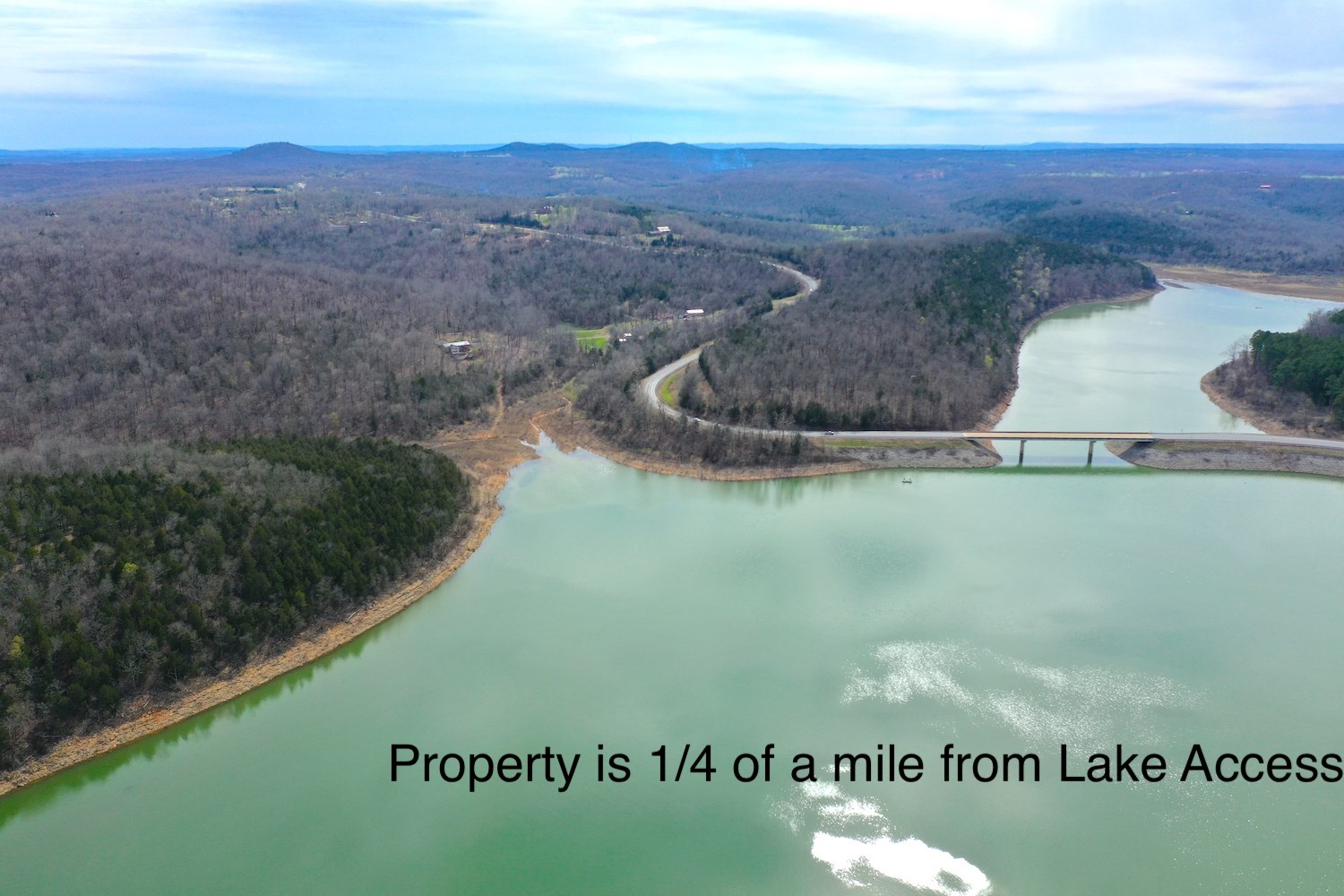Lake Lot For Sale In Mountain Home Arkansas