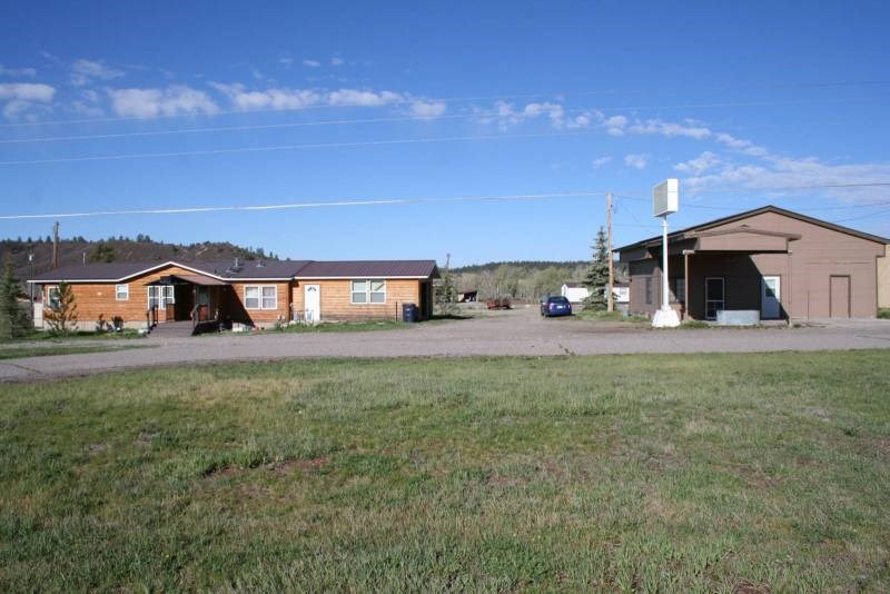 Residential / Commercial Business Homes for Sale Chama NM