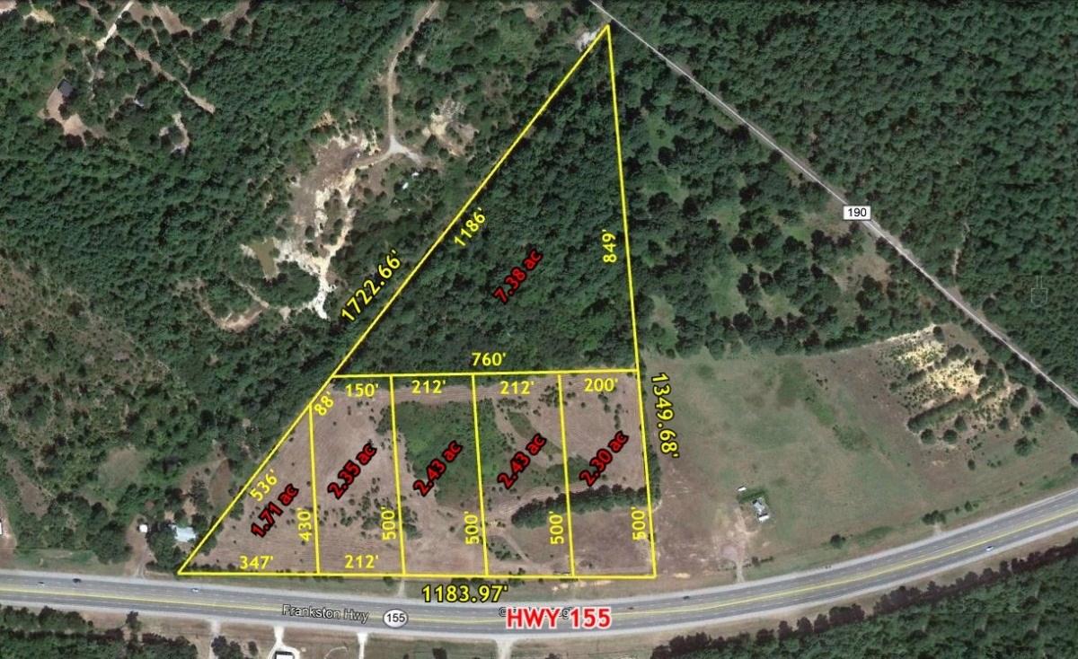 Commercial Acreage For Sale Texas