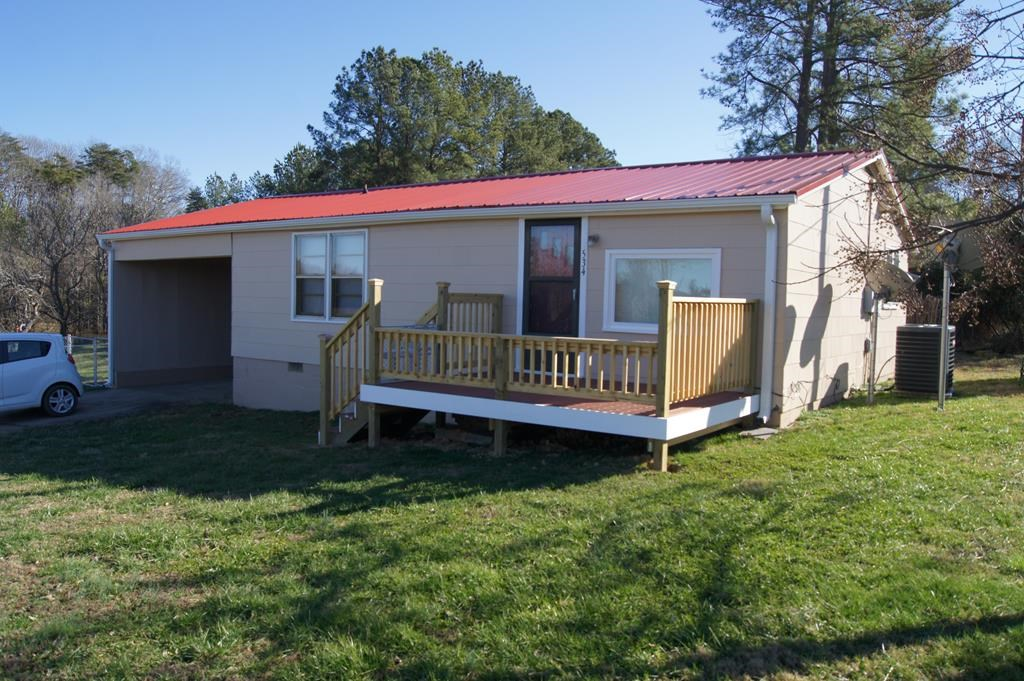 Refurbished Home Near Buggs Island Lake, VA
