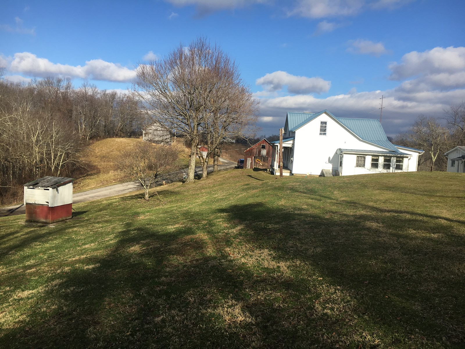 Monroe County, OH Farm for sale
