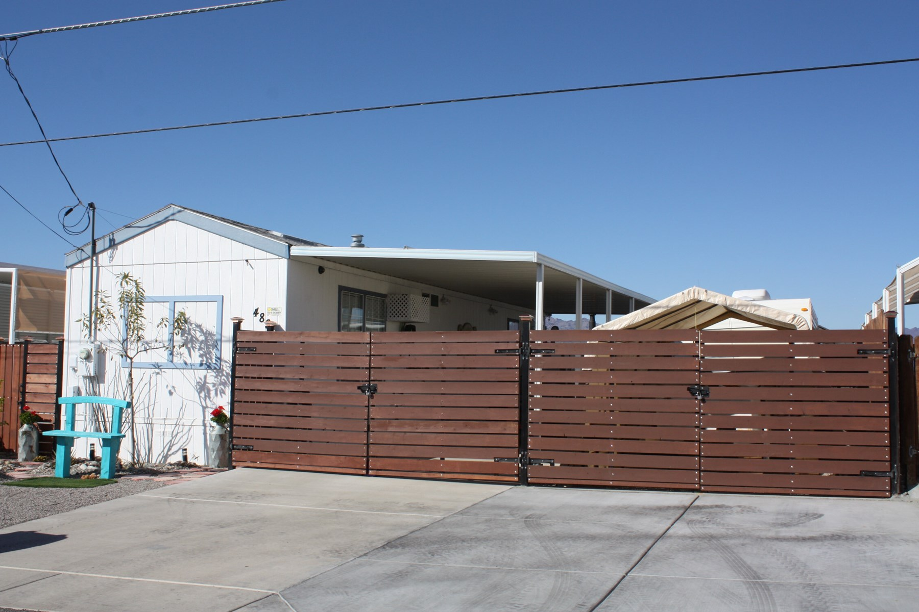 River View Home For sale Parker, AZ Bluewater Lagoon