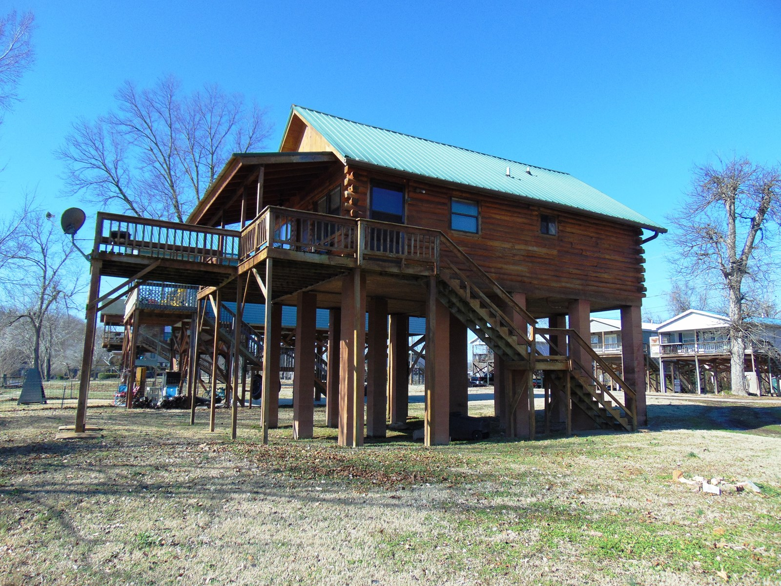 3 Spring River Cabins for sale in Arkansas