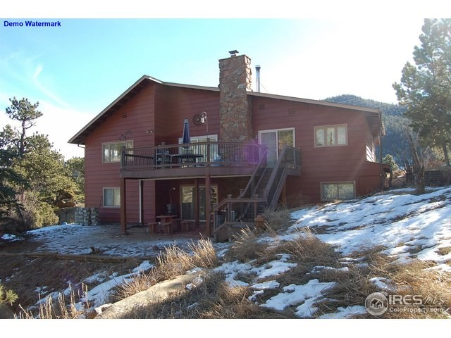 Mountain Riverfront Recreation Homes For Sale Colorado Lyons