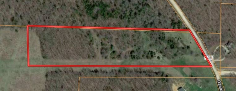 Surveyed Land Parcel for Sale in Wright County, Missouri
