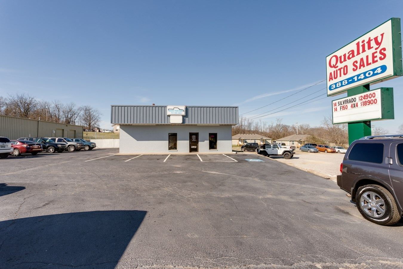 Commercial Building with 2 Lots Maury County, Columbia, Tenn