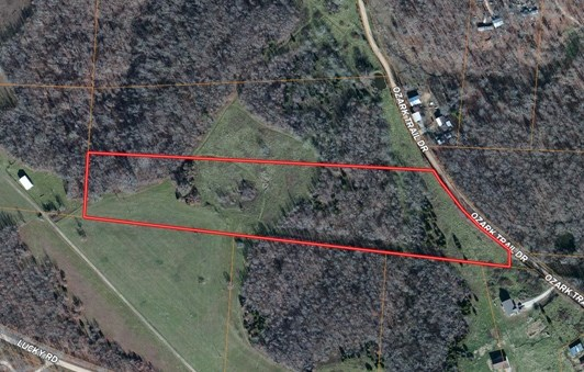 Surveyed Land for Sale - South Central Missouri