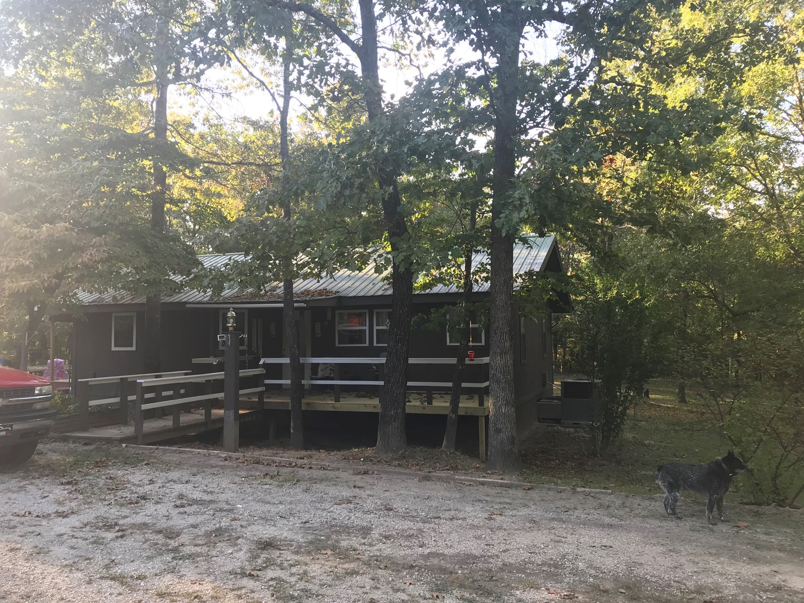 Country home on acreage for sale in Izard Co AR